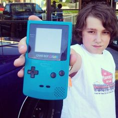 kurtclark $10.00 #Gameboy Color [1998] in working condition. I love Goodwill! #gaming #nintendo