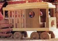 The Nob Hill Cable Car