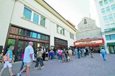 The Plaza Classic Film Festival gives moviegoers a four-star experience - Chicago Sun-Times #DTEP www.downtownelpaso.com