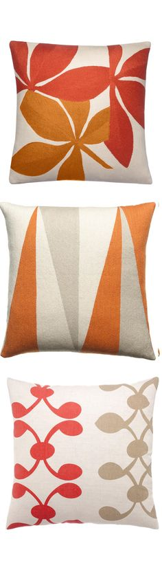 1000+ Images About Orange Pillows On Pinterest