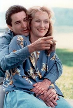 Robert De Niro and Meryl Streep, both were in Deer Hunter, the first time I saw their movie more than four decades ago. Meryl Streep, The Godfather Part Ii, Crime Film, Epic Movie, Best Supporting Actor, Love Film, Famous Couples, Special People, Great Movies