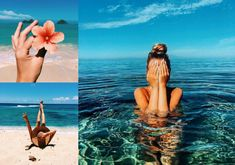 Fotografias na Praia para se Inspirar