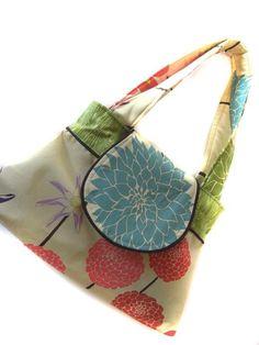 Sewing: Silhouette Handbag
