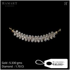 Gold Bangles Design, Gold Earrings Designs, Necklace Designs, Pearl Jewelry, Indian Jewelry, Beaded Jewelry, Gold Jewellery, Diamond Mangalsutra, Gold Mangalsutra Designs