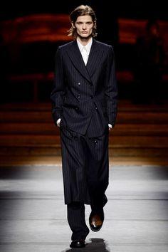 Dries Van Noten Fall 2016 Menswear Fashion Show THE LUXE LOOK