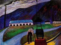 Marianne von Werefkin (Russian/Swiss Impressionist)