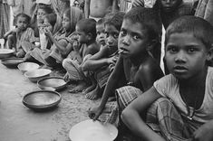 According to the United Nations, about 25,000 people die every day of hunger or hunger-related causes. Most of these deaths are children.