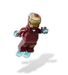 Ironman LEGO minifig