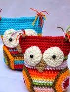PATRON BUHO AMIGURUMI Crochet Cow, Crochet Birds, Diy Crochet, Crocheted Owls, Amigurumi Patterns, Crochet Patterns, Little Birds, Stuffed Animal Patterns, Knitting Projects