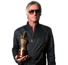 Paul Weller is just too cool for you.... ;-)