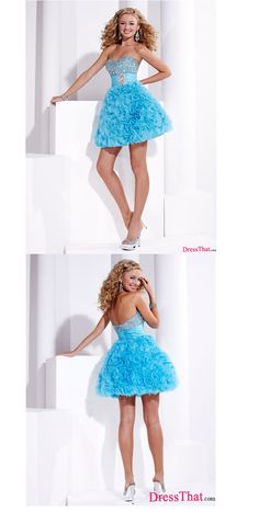 A-line Sweetheart Beaded Short Sexy Blue Prom Dresses, A-line Sweetheart Beaded Short Sexy Blue Prom Dresses, A-line Sweetheart Beaded Short Sexy Blue Prom Dresses