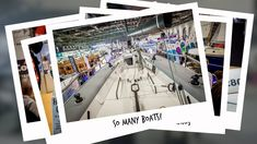 2018 London Boat Show as a five-day event with more than 52,000 visitors