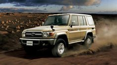 "Toyota Land Cruiser 70 - http://DesireThis.com/3096 - Over the 30 years since its launch, the ""Land Cruiser 70""―a milestone model of Toyota's longest-running nameplate―has gained devoted fans worldwide. Sales in Japan ended in 2004, but to respond to widespread domestic requests for its return to sale and to commemorate its 30th anniversary, Toyota is re-releasing the Land Cruiser 70 in Japan for roughly a year. Additionally, two special edition versions of current models"