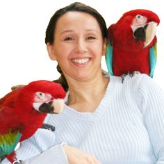 Herbs for parrots - an introduction | Caring for Parrots | Parrot Behavior | The Bird School by Ann Castro
