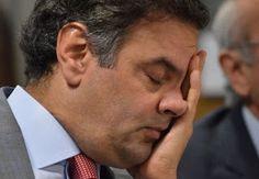 Vídeo que Aécio Neves tenta censurar viraliza e Comissão da Câmara pede apuração