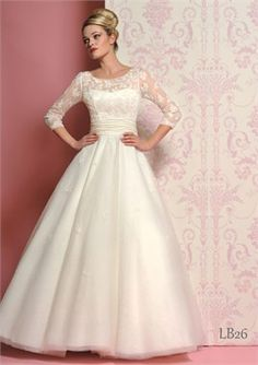 Welp. Decided where I'm getting my future wedding gown from!  LB26F from LouLou Bridal