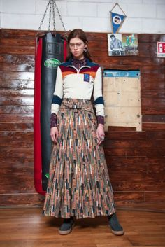 Stella Jean Look Book Pre-Fall 2017 presented on Stylist Africa #africanfashion