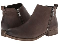 Franco Sarto Haverly at Zappos (grey). 9.5 I tried these on and my feet looked huge