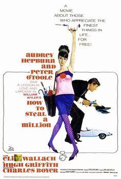 Cómo robar un millón y... (1966) - FilmAffinity