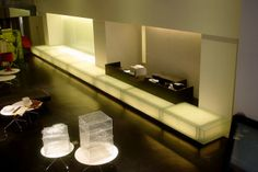 B&B store #milan | project by Antonio #Citterio, #Light Designer Marco #Pollice