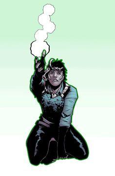 Loki: Agent of Asgard #10 (GIF) // white reading volume 2, my heart just... broke