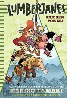 Fans have been used to the Lumberjanes comic book adventures for a while now, but now everyone's favorite campers are set to step into a new and unexplored format (for them, anyway): the middle gra…