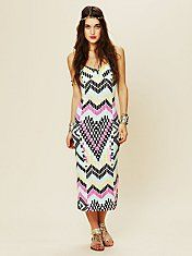 fitted midcalf free people dress