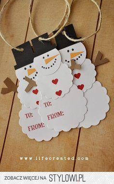 17 Christmas Craft Ideas For Handmade Gifts - Feed Inspiration homemade christmas tags ideas Homemade Birthday Cards, Homemade Christmas Cards, Christmas Crafts For Kids, Xmas Crafts, Handmade Christmas, Christmas Gifts, Christmas Ornaments, Holiday Cards, Beautiful Christmas Cards