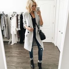 @emily_luciano : Caught in wool coats all fall | wearing: @lulus purse: @meliebianco