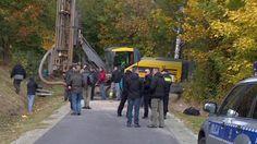 """""""Riese"""": pierwsze odwierty. Szukają podziemnego miasta - TVN24"""