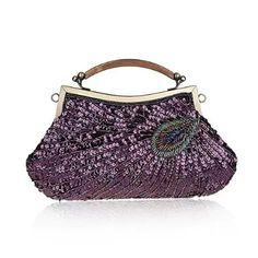 Cheap bag replica, Buy Quality bag thigh directly from China bag army Suppliers: Shiny evening bag with handmade bead embroidery; Fabric liningGlittering array of sequins and beads to form a peacock