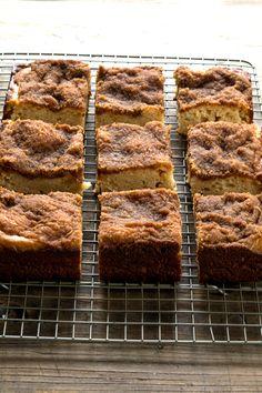 Gluten Free Cinnamon Coffee Cake