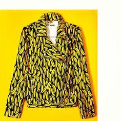 We've gone bananas in the #topshopstudio today! Online now