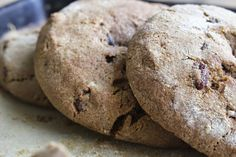 Cinnamon Raisin Soda Bread (coconut, egg, nut, see, dairy, grain free ...
