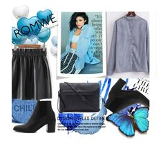 """""""ROMWE 3/III"""" by saaraa-21 ❤ liked on Polyvore featuring Kershaw and romwe"""