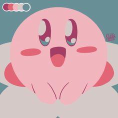 Kirby by Arachnide-pool.deviantart.com on @DeviantArt