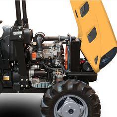 Fotografía tractor - maquinaria agrícola para marca industrial Pasquali.