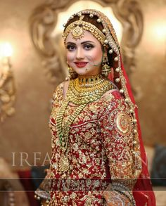 Perfect finishing to a bridal look is given by stunning nose rings! Book the best makeup artist now with BookEventZ to get the perfect bridal look on THE DAY! Indian Wedding Bride, Indian Bridal Wear, Pakistani Bridal, Bridal Lehenga, Wedding Wear, Gold Lehenga, Vogue Wedding, Wedding Girl, Asian Bridal