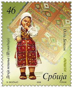 Serbia Stamps | Post Serbia - Philately - Commemorative postage stamps