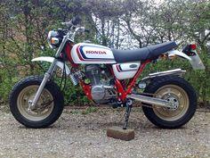 honda ape 100 2006 #motorcycle