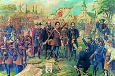 History the 1848 revolution in italian Hungary History, Austrian Empire, Austro Hungarian, Modern History, March, Celebrities, Painting, Years Passed, Revolutions