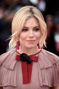 Pin for Later: The Very Best Style Moments From Last Year's Cannes Red Carpet Sienna Miller