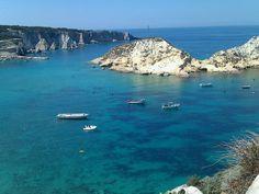 San Nicola Island, The Tremiti Islands, Apulia #puglia #landscape #italy #italia #bari #taranto #salento #apulia #barletta #andria #trani #brindisi #foggia #lecce #foggia #gargano #puglie #otranto #mare #sea #gargano #tremiti #tremiti_islands #isole_tremiti
