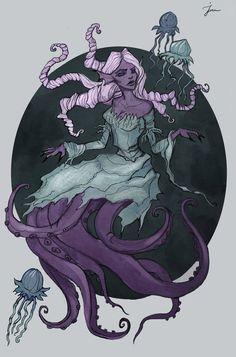 Ursula by IrenHorrors.deviantart.com on @deviantART