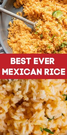 Taco Side Dishes, Best Side Dishes, Side Dish Recipes, Food Dishes, Side Dish For Tacos, Side Dish For Enchiladas, Sides With Tacos, Rice Recipes For Dinner, Mexican Dinner Recipes
