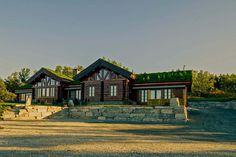 Et lite utvalg av våre 500 bygde hytter Lodge Style, The Ranch, Log Homes, Wyoming, Sweet Home, Mountains, Mansions, Country, Architecture