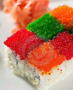 Often confused for each other, Tobiko and Masago are the roe of flying fish and capelin, respectively. Read about what makes them such interesting sushi items.