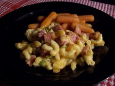 Ham And Peas Mac And Cheese Recipe - Food.com - 226204