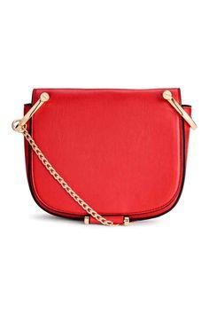 Shoulder bag - Red - Ladies | H&M GB