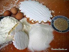 Aprende a preparar torta de San Blas con esta rica y fácil receta. La masa:Derretir la mantequilla, batir los huevos, la yema, el azúcar y la mantequilla. Echar la... Yema, Camembert Cheese, Cake Recipes, Dairy, Butter, Cooking Recipes, Recipe Recipe, Food, Torte Recipe